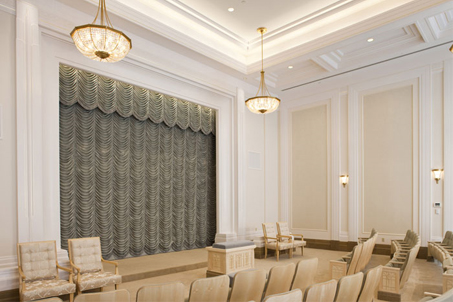 Mormon Temple Ordinance Rooms - An Inside Look At LDS Temples