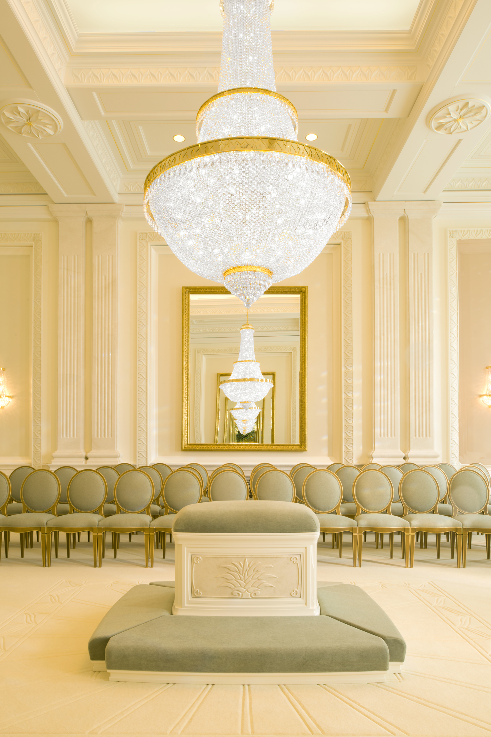 Mormon Temple Sealing Rooms An Inside Look At Lds Temples