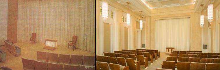 LDS Temple Celestial Room