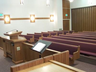 LDS Iglesia Capilla