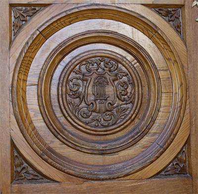 Squared Circle Motif on the Salt Lake Temple Door  sc 1 st  Moroniu0027s Latter-Day Saint Page & Meanings of the Symbols on the Doors on the Salt Lake Temple