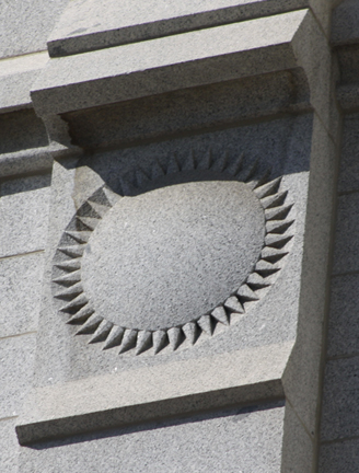 The Symbolism Of The Sun Stones On The Salt Lake Temple